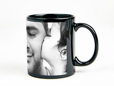 Photo Mug Personalized White Coffee